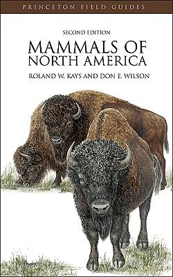 Mammals of North America (Princeton Field Guides #58) Cover Image