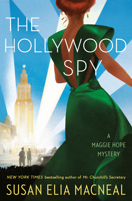 The Hollywood Spy: A Maggie Hope Mystery Cover Image