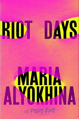 Riot Days Cover Image