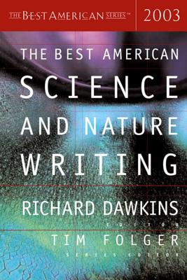 The Best American Science and Nature Writing 2003 Cover