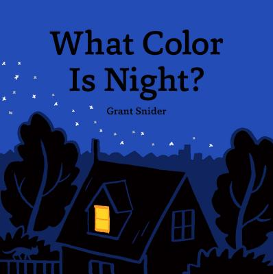 What Color Is Night? Cover Image