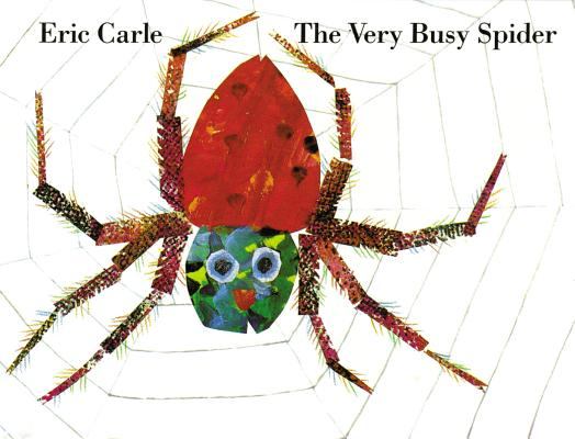 Cover for The Very Busy Spider