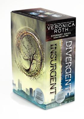 Divergent Series Box Set Cover Image