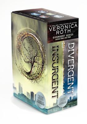 Divergent Series Box Set Cover Image
