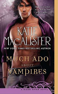 Much ADO about Vampires Cover