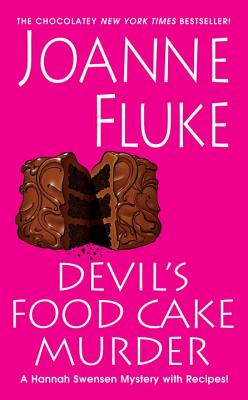 Devil's Food Cake Murder (A Hannah Swensen Mystery #14) Cover Image