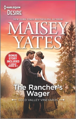 The Rancher's Wager & Take Me, Cowboy: An Enemies to Lovers Western Romance Cover Image