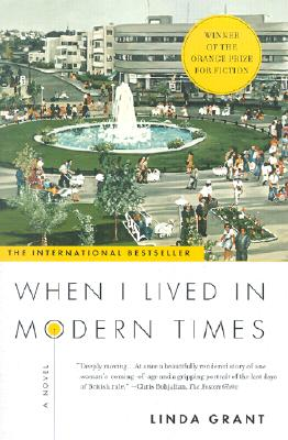 When I Lived in Modern Times Cover