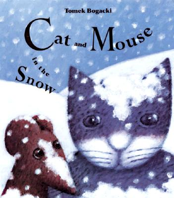 Cat and Mouse in the Snow Cover