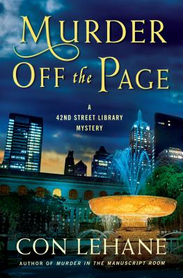 Murder Off the Page: A 42nd Street Library Mystery (The 42nd Street Library Mysteries #3) Cover Image