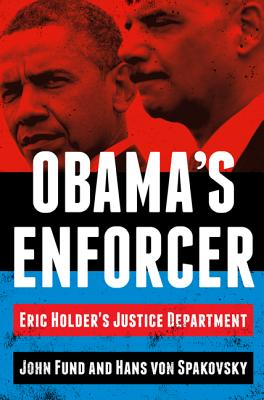 Obama's Enforcer Cover