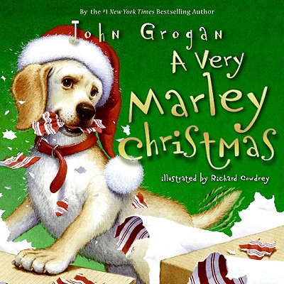 A Very Marley Christmas Cover