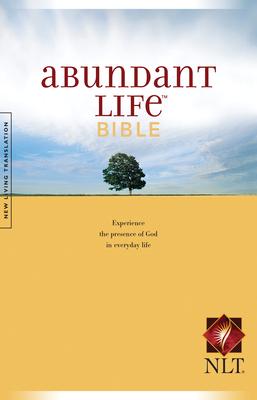 Abundant Life Bible-Nlt Cover Image