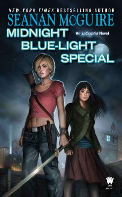 Midnight Blue-Light Special (InCryptid #2) Cover Image