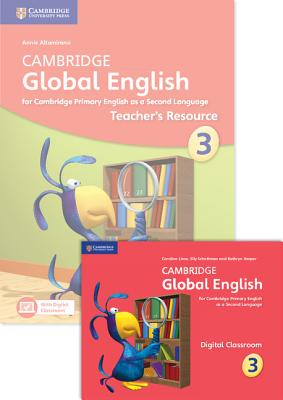 Cambridge Global English Stage 3 2017 Teacher's Resource Book with Digital Classroom (1 Year): For Cambridge Primary English as a Second Language Cover Image