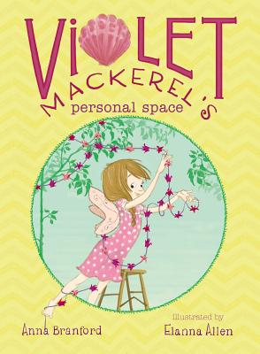 Cover for Violet Mackerel's Personal Space