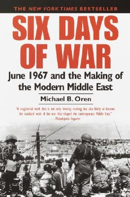 Six Days of War Cover