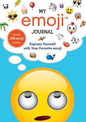 My emoji Journal: Express Yourself with Your Favorite emoji Cover Image