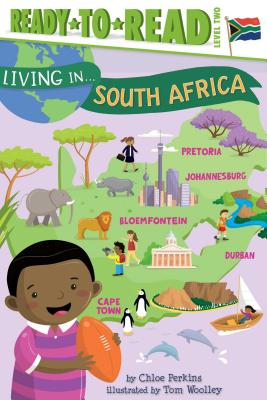 Living in . . . South Africa Cover Image