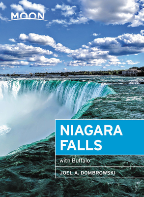 Moon Niagara Falls: With Buffalo (Travel Guide) Cover Image