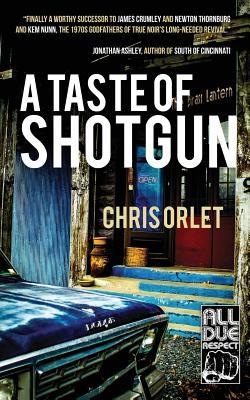 Cover for A Taste of Shotgun