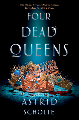 Four Dead Queens cover image