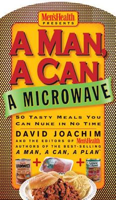 A Man, a Can, a Microwave Cover