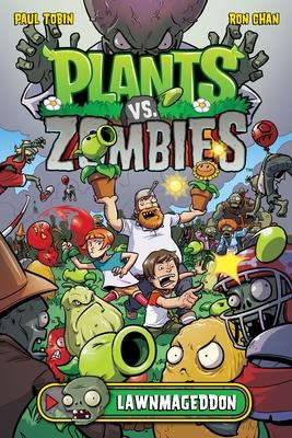 Plants vs. Zombies: Lawnmageddon Cover Image