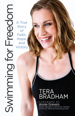 Swimming for Freedom: A True Story of Faith, Hope, and Victory Cover Image
