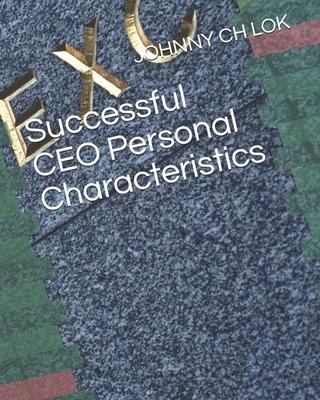 Successful CEO Personal Characteristics Cover Image