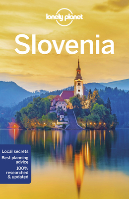 Lonely Planet Slovenia (Country Guide) Cover Image