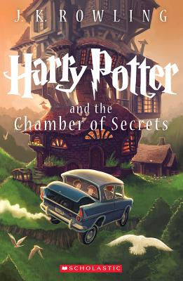 Harry Potter and the Chamber of Secrets (Book 2) Cover Image