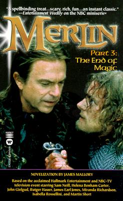 Merlin: The End of Magic - Part 3 Cover Image