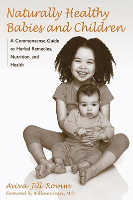Naturally Healthy Babies and Children Cover