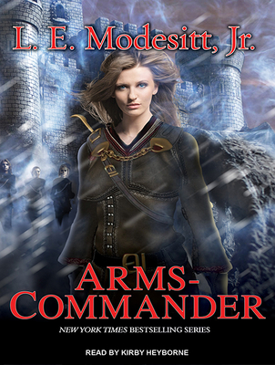 Arms-Commander (Saga of Recluce #16) Cover Image