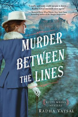 Murder Between the Lines Cover