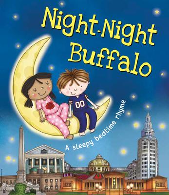 Night-Night Buffalo Cover Image