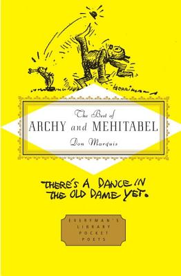 The Best of Archy and Mehitabel (Everyman's Library Pocket Poets Series) Cover Image