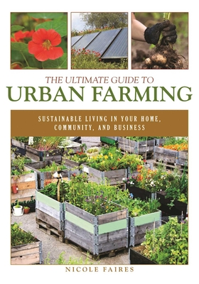 The Ultimate Guide to Urban Farming Cover