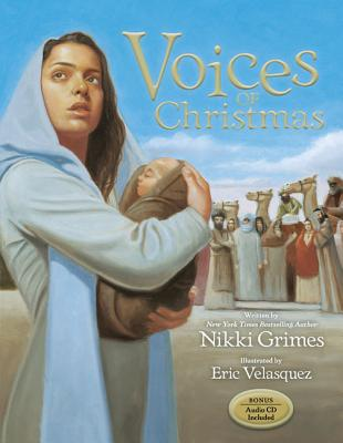 Voices of Christmas [With CD (Audio)] Cover