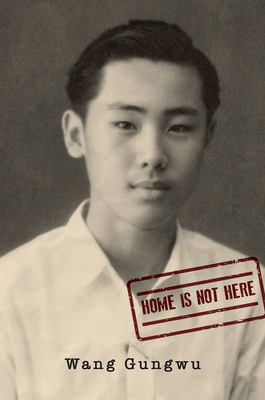 Home is Not Here Cover Image