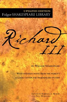Richard III (Folger Shakespeare Library) Cover Image