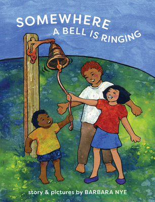 Somewhere a Bell Is Ringing Cover Image