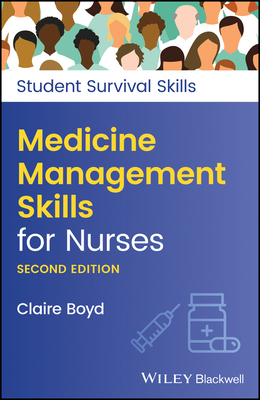 Medicine Management Skills for Nurses (Student Survival Skills) Cover Image