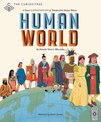 Curiositree: Human World: A visual history of humankind Cover Image