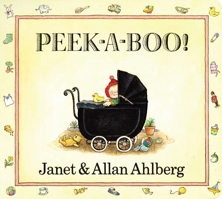 Cover for Peek-a-Boo
