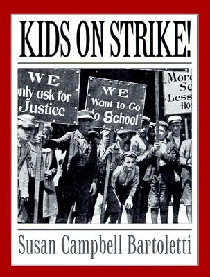 Kids On Strike! Cover