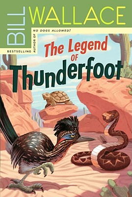 Cover for The Legend of Thunderfoot