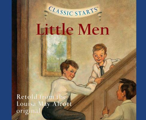 Little Men (Classic Starts #45) Cover Image