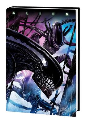 Aliens: The Original Years Omnibus Vol. 3 Cover Image